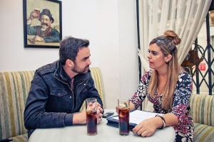 Entrevistando a Nilo Lima