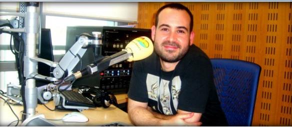 Nacho Vicente, Cadena SER