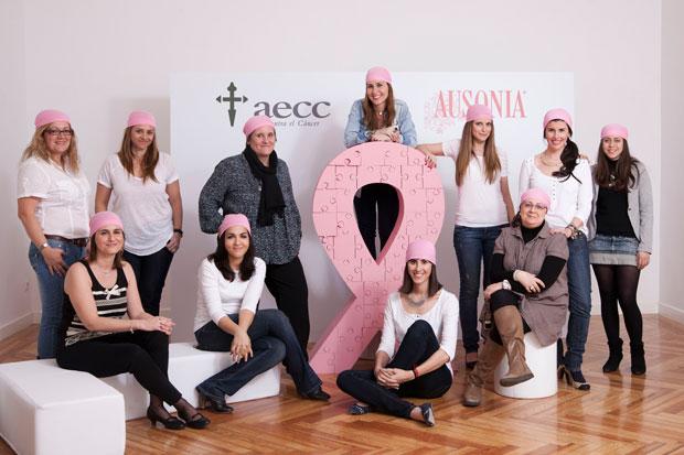 Unidas contra el cáncer de mama