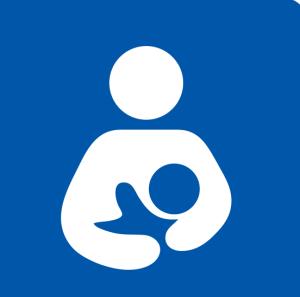 Símbolo Internacional de la lactancia materna.