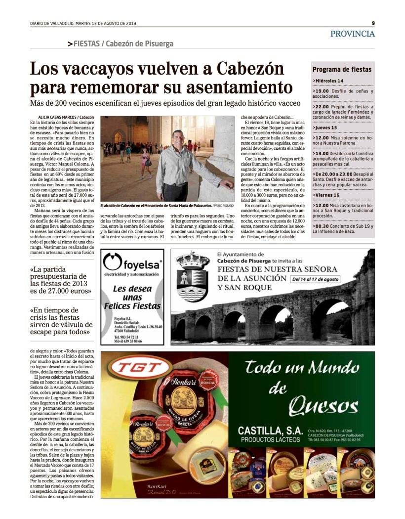 Reportaje Alicia Casas Marcos Cabezón