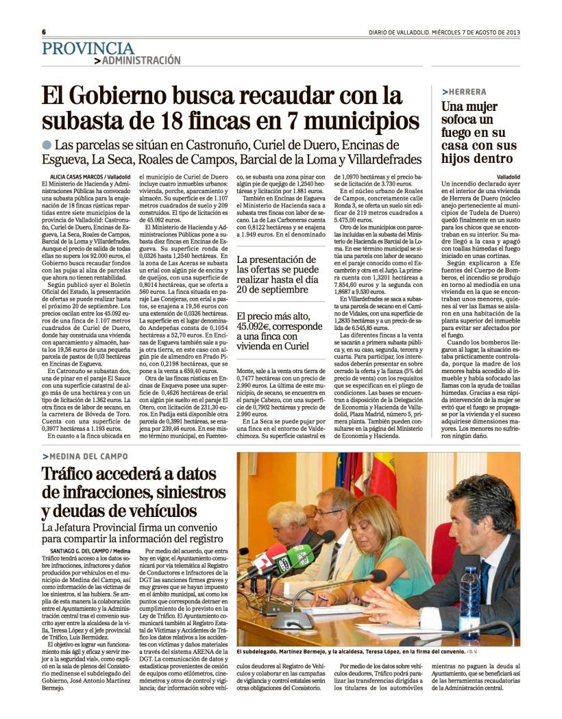Reportaje Alicia Casas Marcos fincas