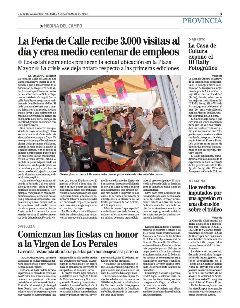 Reportaje Alicia Casas Marcos Velliza